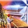Солнечно-дизельные электростанции