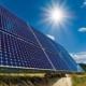 Промышленная солнечная электростанция